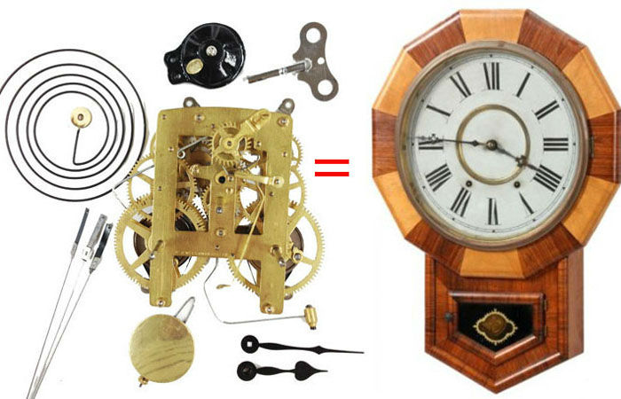 Antique Wind Up Clock Repair Best 2000 Antique Decor Ideas