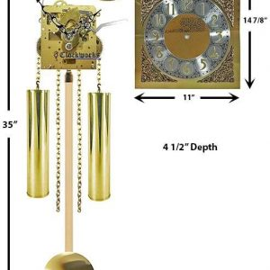 Bell Strike Clock Kit GMKIT07