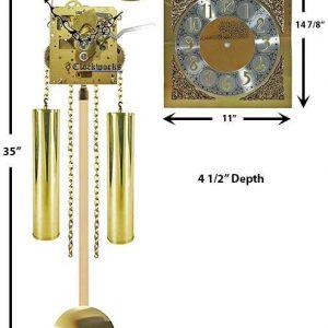 Bell Strike Clock Kit GMKIT07