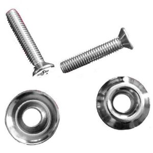 Clock Chime Block Mounting Bolts