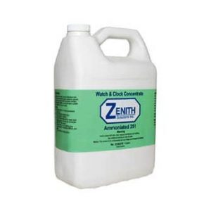 Clock and Watch Solution Concentrated Cleaner