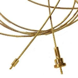 Genuine Replacement Cable for Grandfather Clocks