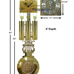 Grandfather Clock Kit GFKIT03