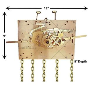 Jauch PL110 Clock Movement Kit