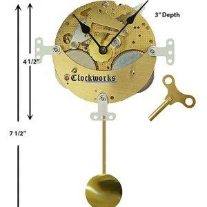 Mechanical Wall Clock Kit WMKIT03