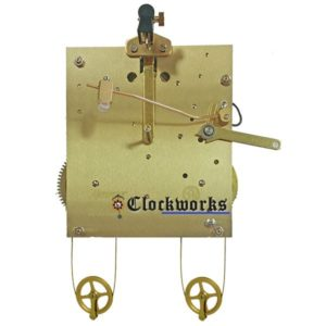 NEW PS Gong Kieninger Clock Movement