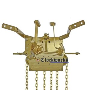 NEW RU Series Kieninger Clock Movement