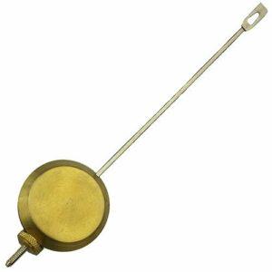 Universal Antique Style Pendulum for Antique Shelf Clocks