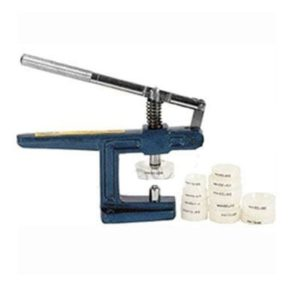 Watch Crystal and Back Press Tool
