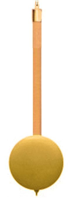 Wood Stick Pendulum for Hermle Clocks